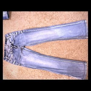 Rock & Roll Cowgirl Riding Jeans
